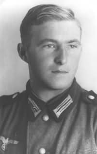 Wilhelm in Uniform